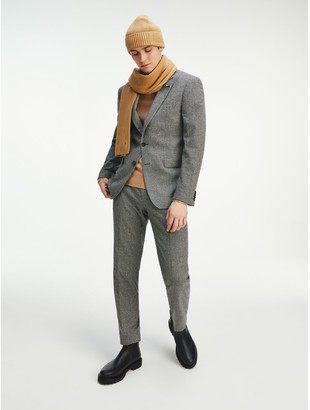 Tommy Hilfiger Slim Fit TH Flex Virgin Wool Blazer