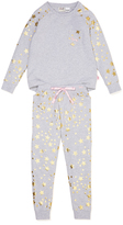 Peter Alexander peteralexander Girls Gold Star Pj Set