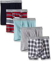 Fruit of the Loom Men's Color Short Leg Boxer Brief