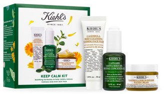 Kiehl's Keep Calm 3-Piece Set