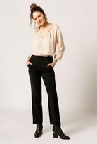 Azalea Elastic Waist Trousers