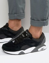 Puma R698 Remastered Trainers Black 36141804