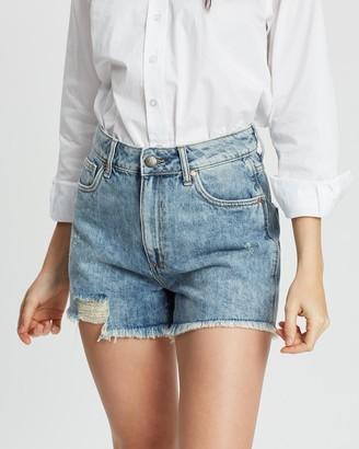 Dricoper Denim Tatiana High-Waisted Shorts