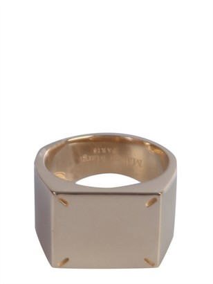 Maison Margiela Rectangular Ring