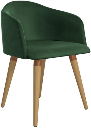 Manhattan Comfort Kari Accent Chair