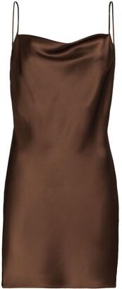 Nanushka Lotti fitted mini dress