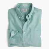 J.Crew Slim Secret Wash shirt in end-on-end cotton