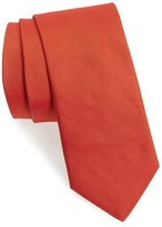 Ted Baker Solid Woven Silk Tie