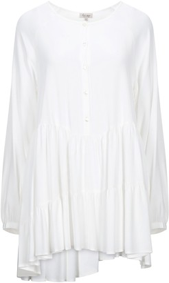 Her Shirt Short dresses