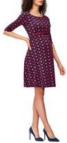 Leota Women's 'Ilana' Belted Maternity Dress