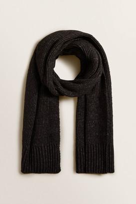 Seed Heritage Simple Knit Scarf
