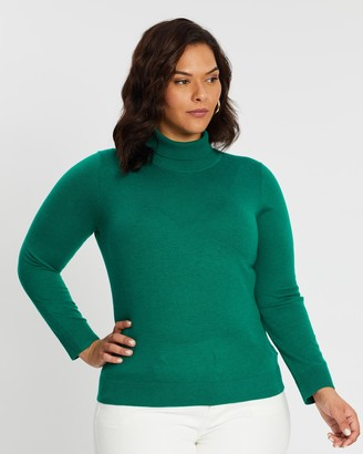 Atmos & Here Kate Turtleneck Knit