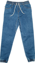 Rusty Tots Boys Baller Denim Beach Pant Blue