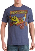 True Nation Vintage Pac Man Big & Tall Short Sleeve Graphic T-Shirt (6XL, )
