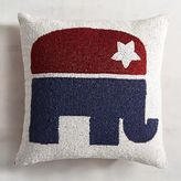 Pier 1 Imports Elephant Election Party Pillow