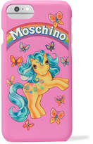 Moschino Printed Coated-acrylic Iphone 7 Case - Pink