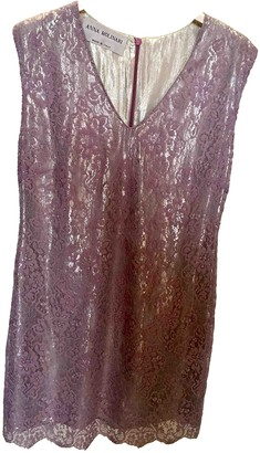 Anna Molinari Lace Dress for Women