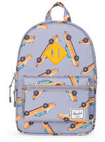 Herschel Supply Co Heritage Taxi Print Backpack