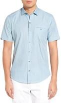 Zachary Prell Men's Rappaport Sport Shirt