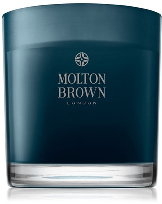 Molton Brown Russian Leather Three-Wick Candle