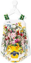 Dolce & Gabbana Vase Majolica body