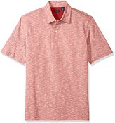Arrow Men's Short Sleeve Slub End Polo