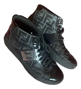 Fendi Black Patent leather Boots