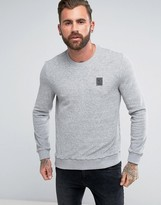 Religion Sweatshirt in Towelling Jersey