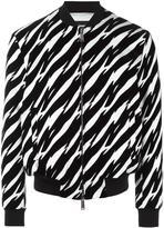 DSQUARED2 Tiger Flash bomber jacket