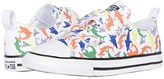 Converse Ctas 2V (Infant/Toddler) (White/Multi/Black) Boy's Shoes