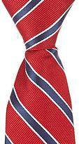 """Class Club 12"""" Wide Stripe Tie"""