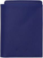 Pb 0110 Blue Cm 23 Bifold Card Holder