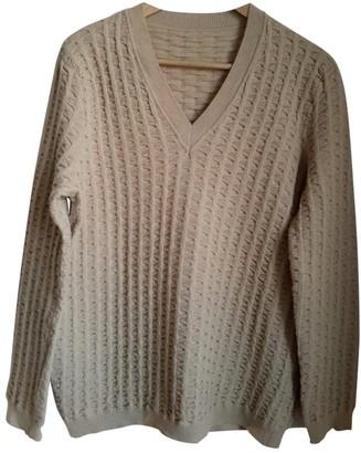 Liviana Conti Beige Wool Knitwear for Women