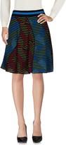 M Missoni Knee length skirts - Item 35334245