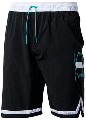 Puma Franchise Woven Shorts Black) Men's Shorts