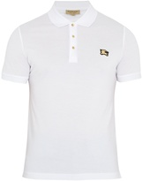 Burberry Talsworth cotton-piqué polo shirt