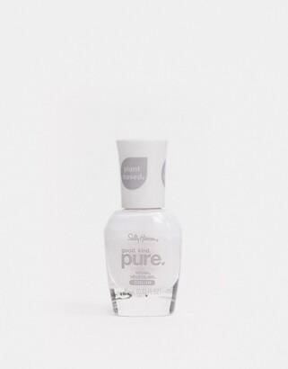 Sally Hansen Good Kind Pure Nail Polish - White Tea (Sheer)