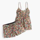 J.Crew Camisole pajama set in Liberty® Thorpe floral