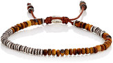 M. Cohen Men's Roundtable Ingot Bracelet-BROWN