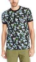 French Connection Men's Rio De Janeiro Hippo Drome Short Sleeve T-Shirt