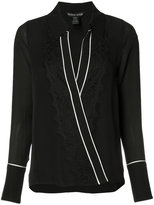 Thomas Wylde Beverly shirt - women - Silk - M
