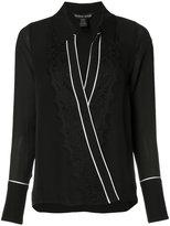 Thomas Wylde Beverly shirt - women - Silk - S