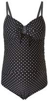 Noppies Women's Dot One-Piece Maternity Swimsuit