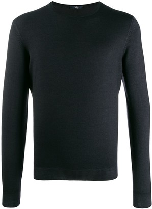 Fay Long Sleeve Knit Jumper
