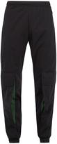 Cottweiler Pocket-detail expandable track pants