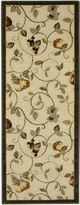 JCPenney Brumlow Wonderfruit Washable Runner Rug