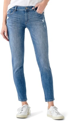 DL1961 Camila Ankle Skinny Jeans