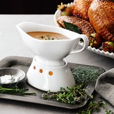 Williams-Sonoma Gravy Boat with Warming Base