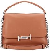 Tod's Double T Medium Leather Shoulder Bag