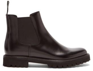Church's Nirah Trek-sole Leather Chelsea Boots - Black